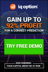 Binary Option Trading with up to 92% Profit
